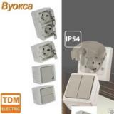 """TDM """"Вуокса"""" IP54"""