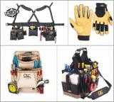 Сумки для инструментов, перчатки, СИЗ