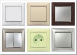 Розетки, выключатели, рамки, светорегуляторы