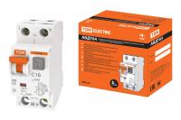 АВДТ 64 C16 30мА - Автоматический Выключатель Дифференциального тока  TDM