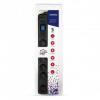 Сетевой фильтр SmartBuy 16А 3500Вт 6гнезд с з/ш, земля, ПВС 3*1,0, 3м