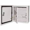 Корпус металлический ЩУ-1ф/1-1-6 IP66 (2 двери) (310х300х150)