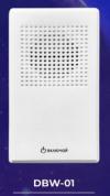 Звонок электронный DBW-01 мелодия Канарейка