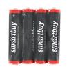 Батарейка солевая Smartbuy R03/4S