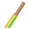 Провод ПуГВ 1*6 желто-зеленый