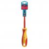 Отвертка Smartbuy диэлектрическая крестовая РН1*80 до 1000В VDE прорез. ручка, серт. испыт.Tools