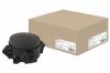 Коробка электромонтажная КЭМ 1-10-3Б ОП D78 мм IP44, 3-х рожк. (карболит)