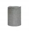 Декоративная свеча FL065 1шт*1LED янтарный,цилиндр
