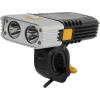 Светодиодная велофара 2 LED (6W ), 2*18650
