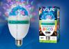 Светильник-проектор Volpe Disco