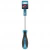 Отвертка Smartbuy крестовая PH2x100, эргономичная 2х-компонентная рукоятка, CR-V, магнит
