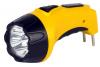 Аккумуляторный светодиодный фонарь 4+6 LED