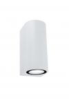 Светильник LED GENERAL GWL-2MR16-GU10-R-IP65 WHITE