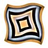 Люстра потолочная 103Вт (пульт)