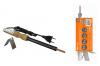 Паяльник ЭПЦН-65 деревян. ручка, мощность 65Вт, 230В, подставка в комплекте