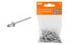Заклепки алюминиевые 4.0х10 мм, 50 шт