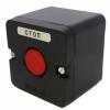 Пост кнопочный ПКЕ 222-1 красный IP54