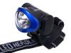 Налобный фонарь 1 Вт Smartbuy