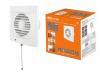 Вентилятор бытовой настенный 100 СВ, с выключателем