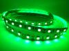 Лента LED SMD5050 IP33 14,4Вт/м 12В зеленый (60 диодов/м)