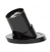 Патрон Smartbuy карболитовый настенный, Е27, черный, наклонный